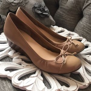 Cole Haan Nike Air Wedge Shoes Woman's 10.5